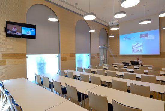 Infoscreens Schulungszentrum Österr. Notariatskammer